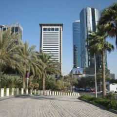 Pilomat 275/K4FB-700F at Dubai Media City