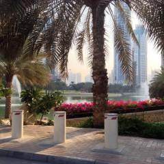 Pilomat fixed 275/K4FB-700F at Dubai Media City