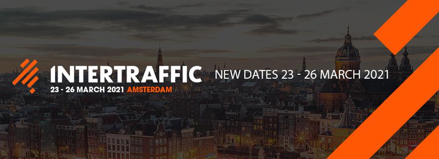 Nuove date della fiera Intertraffic Amsterdam, spostata a Marzo 2021